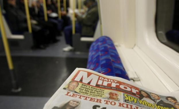 "Reach, издател на британските вестници ""Дейли Мирър"