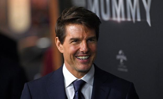 """Том Круз се връща към снимките на филма """"Мисия: Невъзможна"""","""