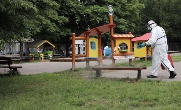 Няма места за над 10 хиляди деца в детските градини в София