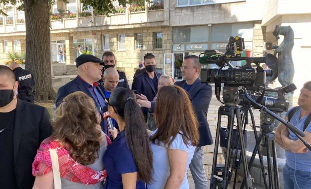Главният прокурор Иван Гешев посети Габрово във връзка с провеждаща