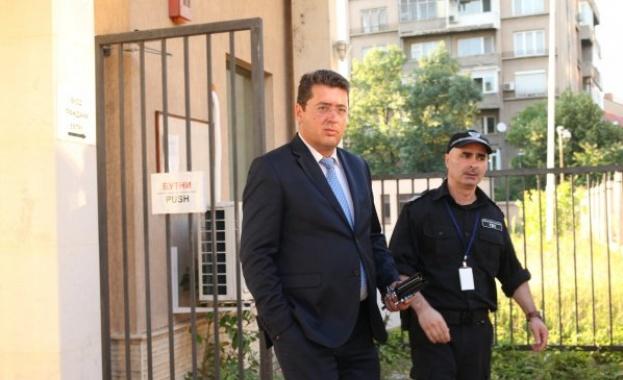 Специализираната прокуратура тази сутрин е повдигнала обвинение на президентския секретар