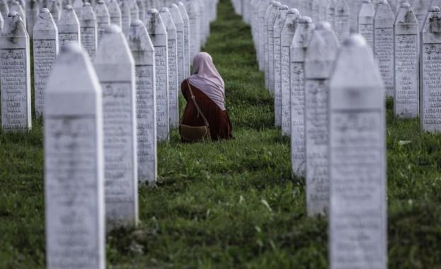 Босна и Херцеговина отбелязва 25-та годишнина от клането в Сребреница,