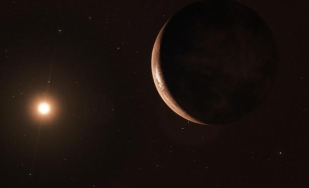 Френски астрономи откриха една от най-големите космически структури с хиляди