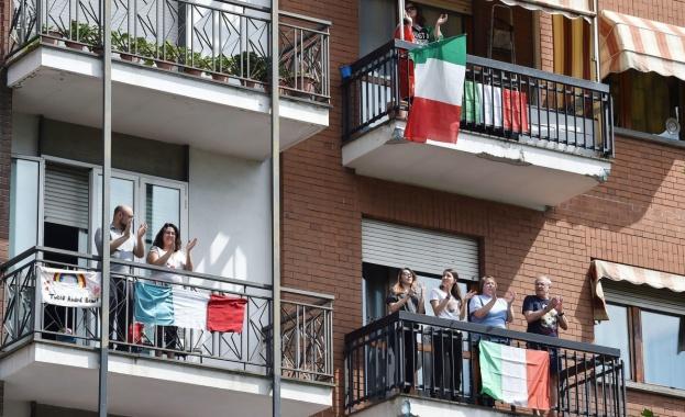 Две трети от италианските жители не искат да приемат туристи
