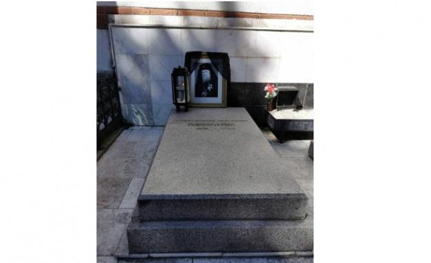 Панихида за 22 години от кончината на дядо Панкратий отслужи възпитаникът му Киприан
