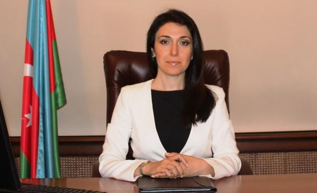 Наргиз Гурбанова е Доктор на философските науки, Извънреден и пълномощен