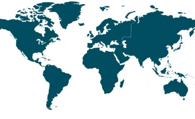 Министерството на външните работи публикува на сайта си интерактивна карта