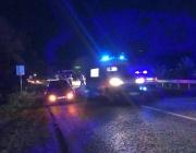 Тежко ПТП с четирима ранени в Разград. Тир отне предимство и помля кола