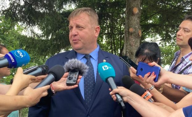 Каракачанов притеснен, че може да има конфронтации на блокадите в София