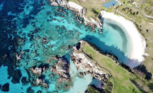 Министерството на труда на Бермудските острови предлага едногодишен престой на