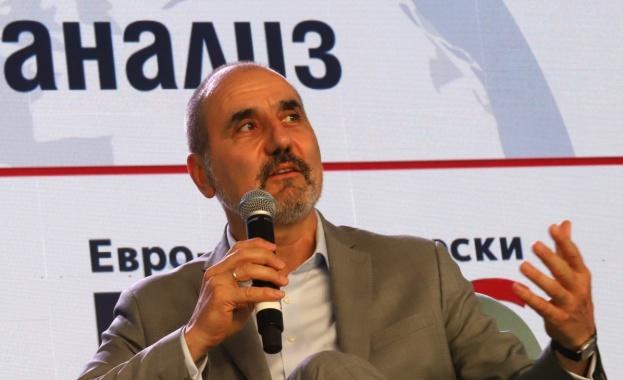 Цветанов: По-добре предсрочен вот, отколкото агония до пролетта