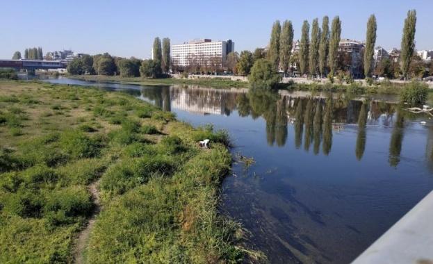 Здравни инспектори взеха нови проби от река Марица