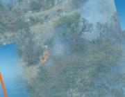 Бедствено положение в четири общини заради огромни пожари
