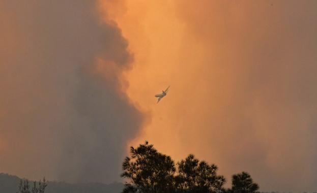 Властите в щата Калифорния ще евакуират около 7 800 души
