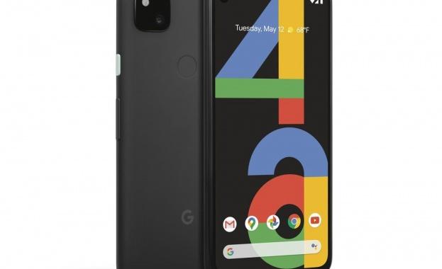 Гугъл (Google) представи днес първите си смартфони, които могат да