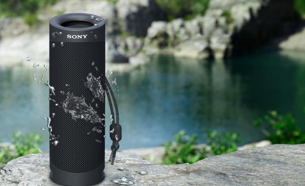 Подобрено качество на звука с новоразработения X-Balance Speaker Unit на