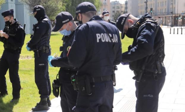 Полската полиция иска гражданите да информират органите на реда в