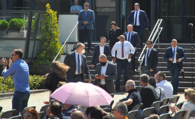 Бойко Борисов е готов да си тръгне, ако хората не