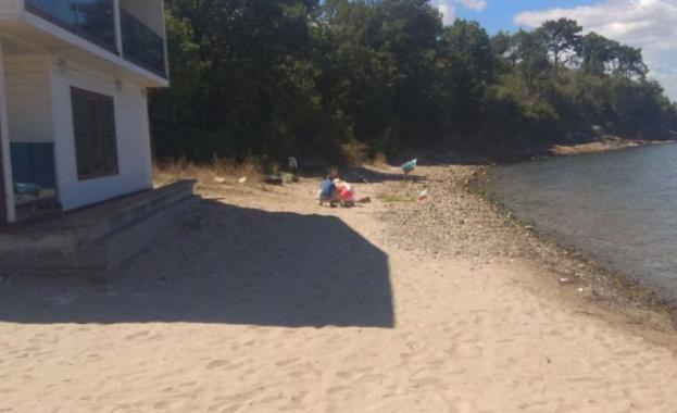Задействани са процедурите за актуване като плаж на ивицата в