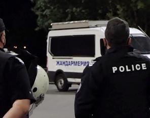 Полиция, протести, блокади