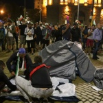 Три кръстовища в София отново са блокирани