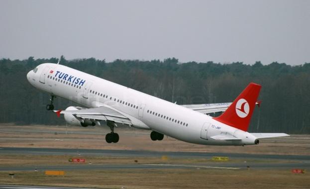 Три турски авиокомпании - Тюркиш еърлайнс, Пегасус еърлайнс и Корендон