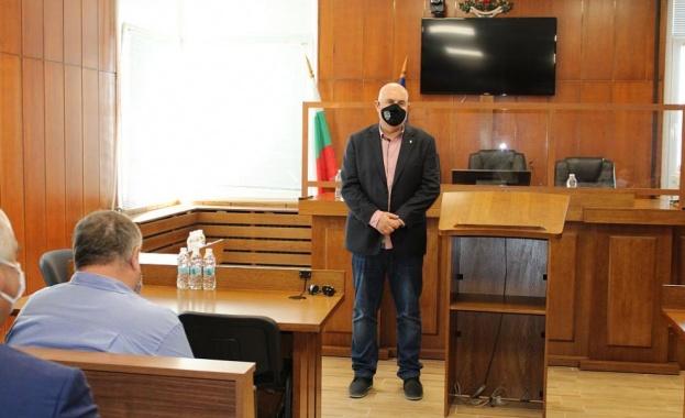 Главният прокурор Иван Гешев участва в работно съвещание с магистратите