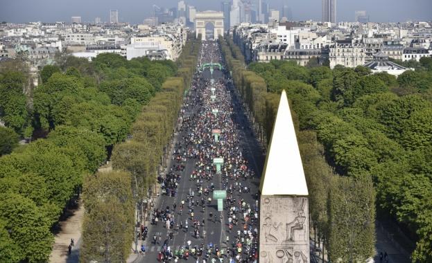 Тазгодишният маратон на Париж беше отменен, съобщиха организаторите на надпреварата,