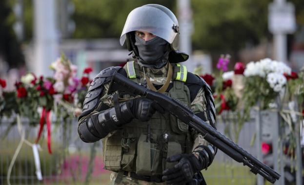 Втора жертва при протести и сблъсъци с полицията в Беларус,