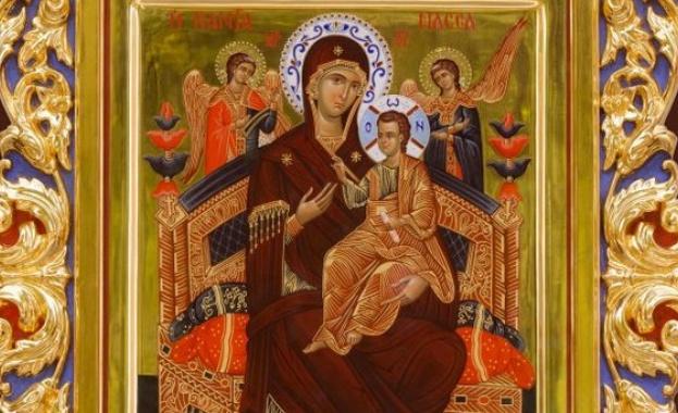Днес православната църква празнува Успението на Св. Богородица, наричан още