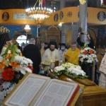 Изпратиха митрополит Амвросий