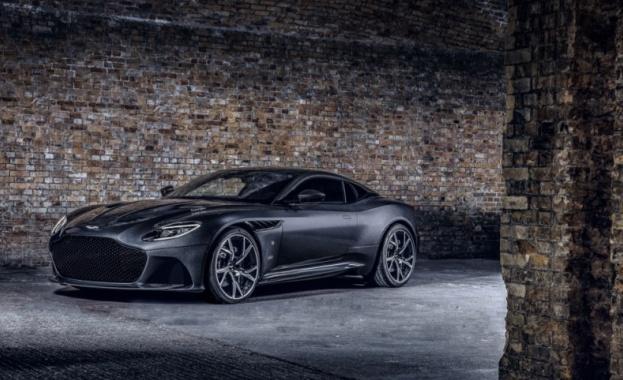 Aston Martin разкри подробности за нова тематична серия, създадена в