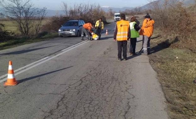 Спират за два часа движението на пътя Калотина – Драгоман за взривни работи
