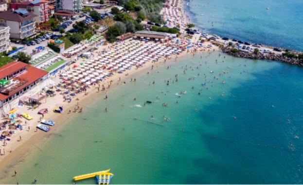 За 10 октомври на Южното Черноморие е планиран последният чартърен