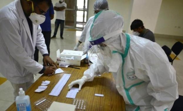 Тестват за коронавирус 670 души от предприятието за производство на прежди в Ямбол