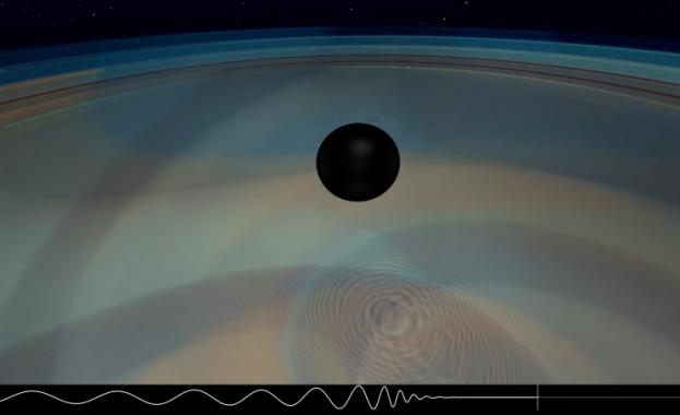 Учените са засекли сигнал от дълбините на космоса, който е
