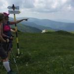 Над 20 табели за маркировка бяха поставени по всички основни пътеки в Люлин планина