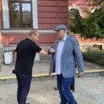 Главният прокурор Иван Гешев в Кюстендил: Недопустимо е тези, които живеят богато, да не плащат данъци