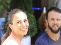 Цветана Пиронкова се завърна на българска земя след страхотното си представяне на Откритото първенство на САЩ