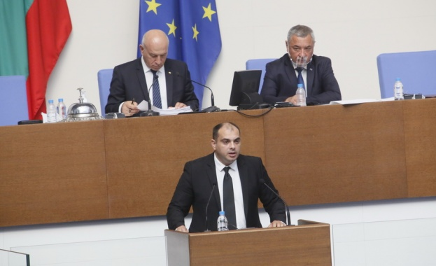 Филип Попов: Изтеглете тези предложения, нека да остане машинното гласуване, както е записано в Изборния кодекс