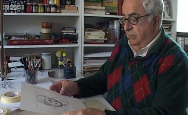10 години от смъртта на художника Иван Кирков