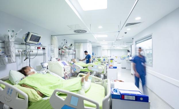 Болницата в македонския град Струмица се превърна в епицентър на