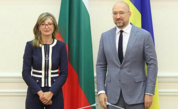 Вицепремиерът и министър на външните работи Екатерина Захариева е на