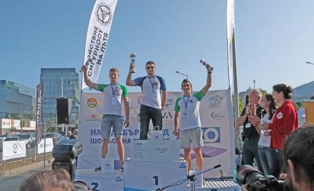 Георги Ванков от гр. Габрово спечели третото издание на кампанията
