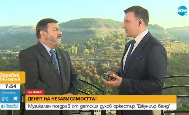 Проф. Петко Петков, ВТУ: Политиците днес могат да се поучат от това успешно съчетание на дипломация и отговорност
