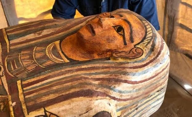 Археолози в Египет с историческа находка – учените откриха 27