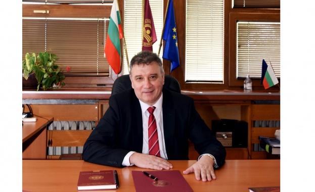 Интервю с проф. Димитър Димитров, ректор на УНСС и Главен