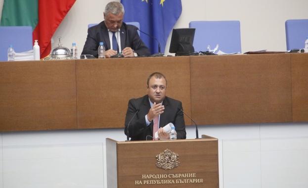 """""""Предлагаме да отпадне предложената нова структура в Министерството на вътрешните"""