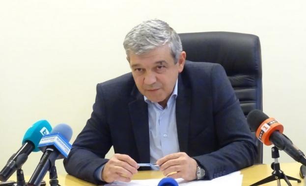 Прекратиха правомощията на кмета на Благоевград Румен Томов, ще има нови избори