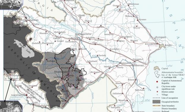 Русия с призив за прекратяване на огъня в Нагорни Карабах